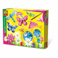 Children's Butterfly Glitter Casting and Painting Set 3 to 12 Years (01131)