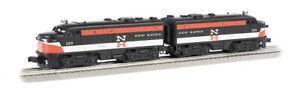 Williams 20092 O New Haven ALCO FA2 A-A Set Diesel Locomotive #209