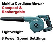 New Makita Cordless Blower 18v Leaf Garden Work 3 Speed Function - Skin Only