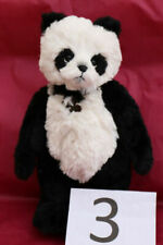 "Jago Charlie Bears Panda 2017 Plush 11"" Isasabelle Lee Artist S"