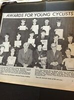 c2-2 ephemera 1969 picture hereson boys young cyclists awards ramsgate
