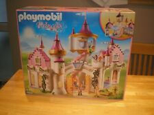 Playmobil 6848 Grand Princess Castle Kids Girls White & Pink Toy Palace