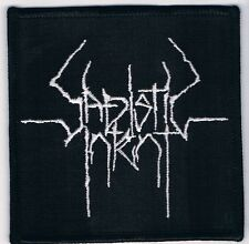 SADISTIC INTENT logo embroidered patch unleashed entombed morbid angel repugnant