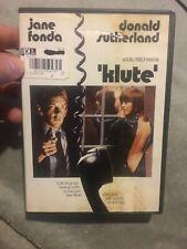 Klute (DVD, 2002, Widescreen)
