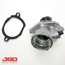 Engine Coolant Thermostat w Housing Fit Mercedes CL E G GL ML S GL450 2007-2013