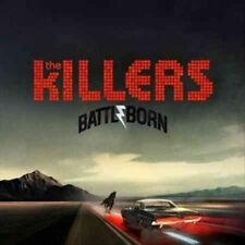 The Killers Battle Born Deluxe Edition 180g Red Coloured Vinyl 2 X LP Record