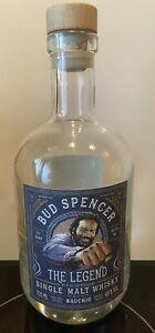 Bud Spencer Whisky Flasche Leer