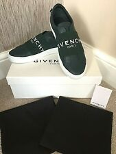 f5ceaed85d96 Givenchy Paris Urban Street Slip on Trainers UK Size 6   EU 39