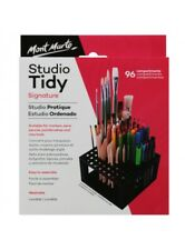 Mont Marte Studio Tidy - Brush stand, desk organiser