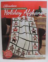 New Herrschners Holiday Afghans 2014 Crochet Award Winners Pattern Book Bells