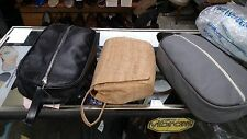 Leather Shoe Bags. Men or Women. Genuine Leather