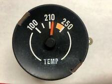 TESTED 70-78 Camaro Z28 Water Temp GaugeGauges Temperature RS/SS 71 72 73 74 75