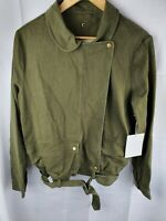 One Teaspoon Khaki Jacket Womans Size S