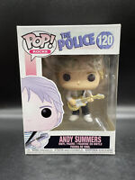 The Police (Andy Summers) Funko Pop! #120 Heavily Faded!