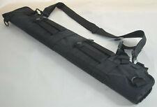 "Fox Tactical Shotgun Rifle Scabbard Bag Gun Holster Shoulder Sling 28"" BLACK"
