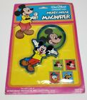 Vintage 1980s Monogram Products Inc. Disney Mickey Mouse Magnifier Toy Sealed