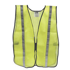 SAS Safety 6823 Safety Vest Yellow - Basic
