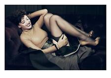 Daisy Lowe A4 Photo 18