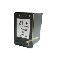 Black Ink Cartridge HP 21 HP Deskjet 3910 F380 D1360 D2330 D2345 D2360 D2368