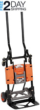 Cosco Shifter Multi Position Folding Hand Truck And Cart Multiple Colors