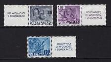 Poland 1948 Complete Set with Tabs - OG MLH