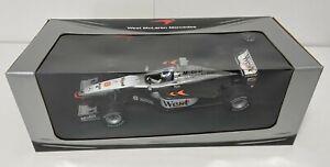 RARE! 1:18 Minichamps West McLaren Mercedes MP4-13 Mika Häkkinen