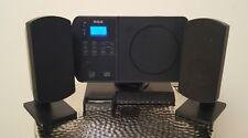 RCA RS27116i Stereo CD Player Radio with iPod dock