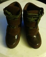 Nice Wanted women's boots size 6 browm color free shipping!!