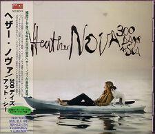 HEATHER NOVA 300 Days At Sea + 2 JAPAN CD + Short Music Video & Documentary DVD