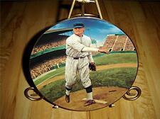 The Legends Of Baseball Walter Johnson Washington Senators Pitcher Plate