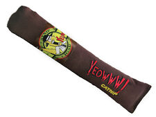 YEOWWW! DuckyWorld 100% ORGANIC CATNIP Leaf Flower Filled Cat CIGAR Cats Toys