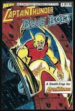 Capitán Thunder and Blue Bold us Hero cómic vol.1 # 5/'88