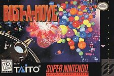 Bust-A-Move, (SNES)