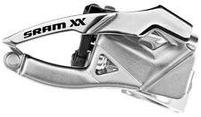 SRAM XX 2x10 Speed MTB Front Derailleur 31.8/34.9mm Low Clamp Bottom Pull