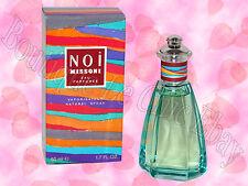 Noi Missoni Eau Parfumée  50 ml  Vaporiateur Natural Spay