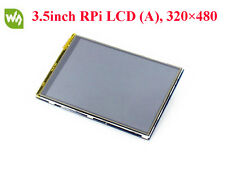 3.5inch 320×480 TFT Resistive Touch Display SPI Screen for all Raspberry Pi