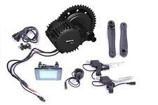 E-bike transformación kit Bafang g320 bbs03 48v 1000w fondos motor umrüstsatz Display