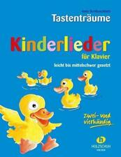 Kinderlieder für Klavier von Anne Terzibaschitsch (1999, Taschenbuch)