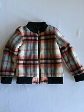 Tommy Hilfiger Girls Plaid Insulated Winter Jacket Coat...