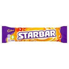 32x Cadburys Starbar Chocolate Bar Large Box STOCK CLEARANCE