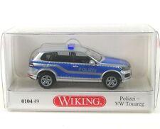 VW Touareg gp policía (German Police)