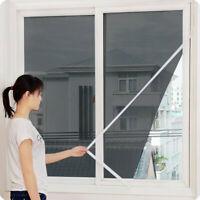 Indoor Insect Fly Screen Curtain Mesh Bug Mosquito Netting Door Window