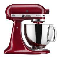 KitchenAid 5-Quart Artisan Tilt-Head Stand Mixer | Ruby Red