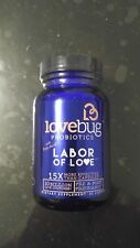 LoveBug Probiotics Labor Of Love PreNatal & PostNatal Probiotic Supplement