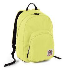 4f8bb32abd ZAINO INVICTA - OLLIE PACK II - Fluo Giallo - tasca porta pc padded - scuola