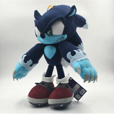 Soft Toy Doll Sonic the Hedgehog Plush Dark Sonic Teddy Stuffed Animal Gift New