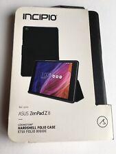 New Incipio Lexington Case for Asus ZenPadZ 8- Black AS210BLK