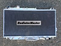 Aluminum Radiator For 1998-2001 Kia Sephia / 2000-2001 Spectra 1.8L 5BP L4 2Row