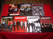 ENTOURAGE Season 1-2-3-4-5-6 One Two Three Four Five & Six DVD