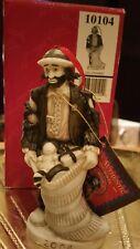 2004 Athentic Original Emmett Kelly Jr Clown Ornament/Stands Alone Figurine Nib
